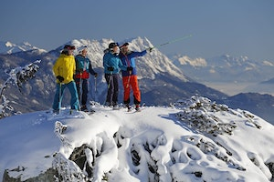 SKI package  4 nights + 4-day-skipass amadé