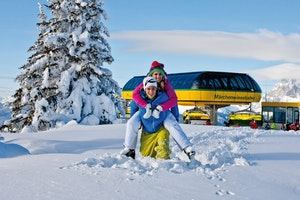 SKI package  7 nights + 6-day-skipass amadé